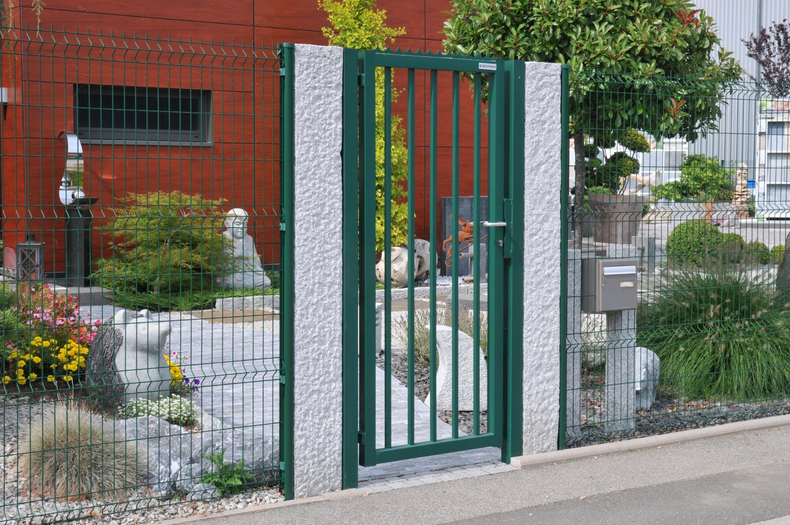 Portails En Acier A Strasbourg Haguenau Saverne Schiltigheim Bas